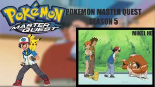 Pokemon Master Quest EP 57,58,59