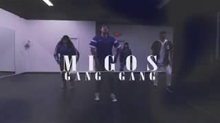 Migos - Gang Gang | Choreography by Christian Castillo