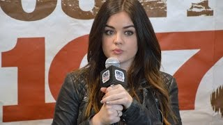 Lucy Hale Explains WHY She Quit Drinking