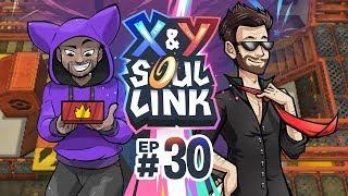 Pokémon X & Y Soul Link Randomized Nuzlocke w/ ShadyPenguinn - Ep 30