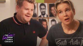 British 'Bridget Jones Baby' Auditions w/ Renée Zellweger & Patrick Dempsey