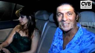 BOLLYWOOD CELEBRITIES ATTEND FARAH KHAN'S HOUSE WARMING PARTY