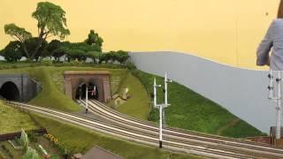 Grantham Model Railway High Speed Trains