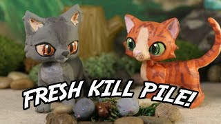 Fire and Ice: Behind the Scenes - THE FRESH KILL PILE!