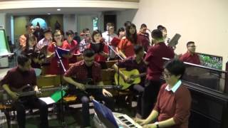 Little Drummer Boy - The Sound of Nafiri Music Ministry