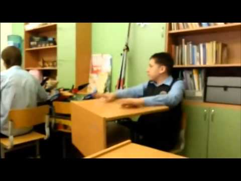 Russia boy and school-desk long version :D