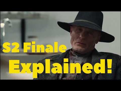 Westworld Explained: Season 2 Episode 10