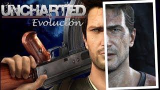 La Evolución de Uncharted