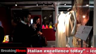 BreakingNews: K-Way and Superga are the stars in Moscow for the Exhibitaly 2012