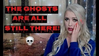 I Went BACK To My Haunted House!!