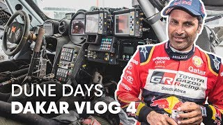 Navigation: What Are All Those Buttons For? | Dakar Rally 2019