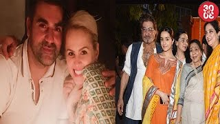Arbaaz Confirms Hes Dating | Shraddha Spotted With Her Family