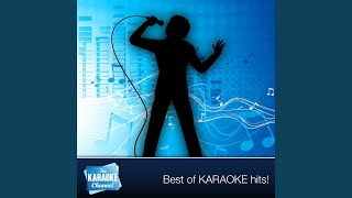 All She Wants To Do Is Dance [In the Style of Don Henley] (Karaoke Version)
