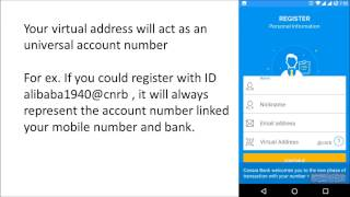 How to use Unified Payment Interface with Canara Bank Empower UPI App?