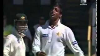 Shoaib Akhtar Fastest Over