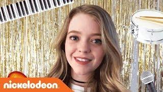 Jade Pettyjohn Answers Fan Questions!   School of Rock   Nick