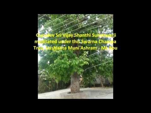 Sri Vijay Shanthi Surishwarji - Visit to Mahayogi's Caves & Temples , In Search of Peace.