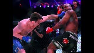 Bellator 192: Rampage Jackson vs. Chael Sonnen Highlights - MMA Fighting