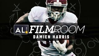 Film Room: Can Damien Harris keep Alabama