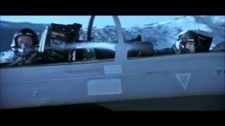Behind Enemy Lines F18 fighter jet crash