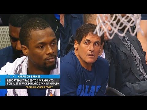 Download Harrison Barnes Gets Humiliated By Mavs After Being Traded To Kings During The Game! Mavs vs Hornets