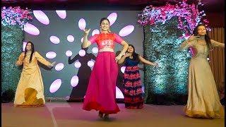 Mera Piya Ghar Aaya - Sangeet Dance | Natya Social