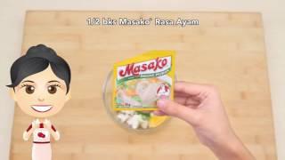 Dapur Umami - Siomay Jamur Masako