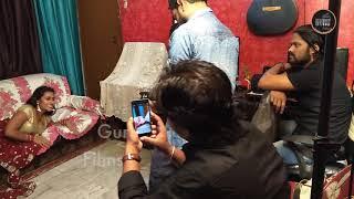 भोजपुरी हॉट गाने की शूटिंग कैसे की जाती है || Hot bhojpuri shooting ||