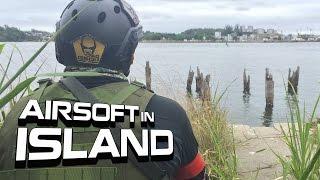 GSG9 Airsoft Team - Operação : Caça ao Terrorista 2 ( ISLAND )