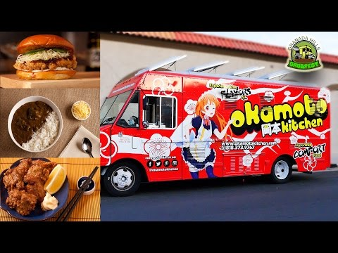 Okamoto Kitchen Japanese Food Truck