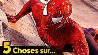 5 Choses  Étonnantes sur SPIDERMAN !
