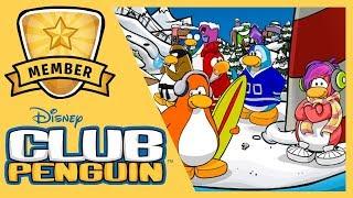 FREE Club Penguin MEMBERSHIP [2018!!]