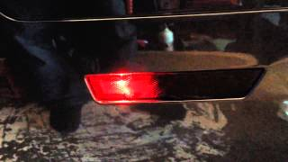 Blacked out lights on my 2014 Dodge Charger 2014