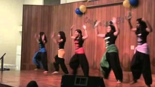 Sheila Ki Jawani Dance- Julia's Grad Party 2011