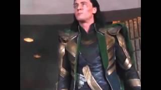 Garo Loki vs Hulk
