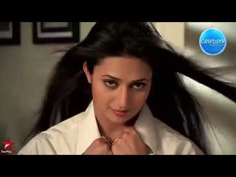 Divyanka Tripathi Super Hot  Thigh Show in Shirt Only From Tv Serial