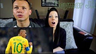 Neymar & Brazil Ready for Russia 2018 Reaction!!