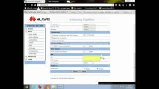 Comment configurer un modem Djaweb Fawri , facilement !