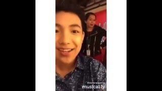 Darren Espanto - CUTE MUSICAL.LY - 😍❥