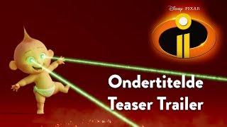 The Incredibles 2   Ondertitelde Teaser Trailer   Disney BE
