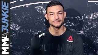 Cub Swanson full UFC Fight NIght 123 post-fight interview