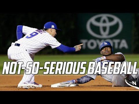 MLB Not So Serious Baseball Part 3