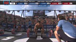 Rich Froning: 21 15 9 Complex