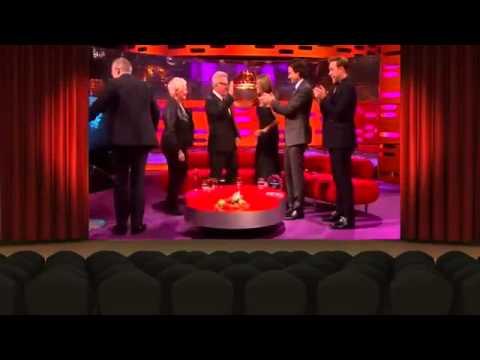 The Graham Norton Show S16E08 Jennifer Aniston, Jason Bateman, Dustin Hoffman, Judi Dench