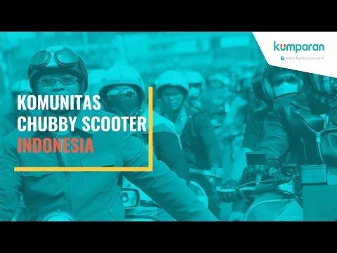 Komunitas Chubby Scooter Indonesia