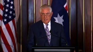 Tillerson calls on China to pressure N. Korea