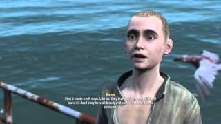 Fallout 4 Sea Creature