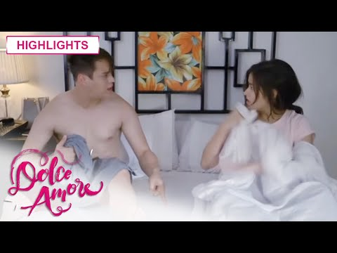 Dolce Amore: Morning 'surprises'
