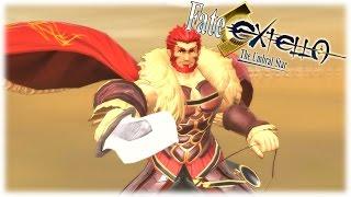Fate/Extella - Iskandar (Rider)