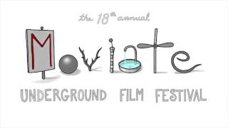 18 Annual Moviate Underground Film Festival 2016 bumper